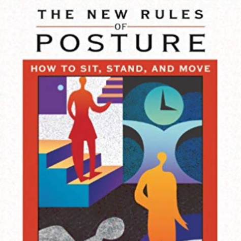 book cover for The New Rules of Posture