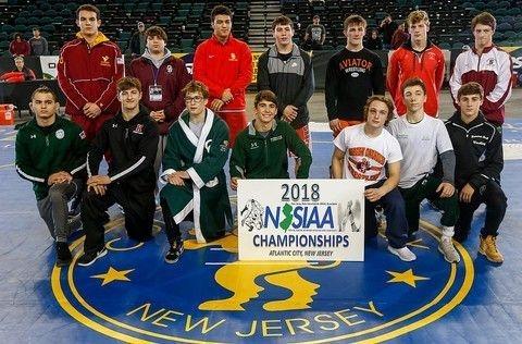 Jacob Cardenas 2018 State Champion