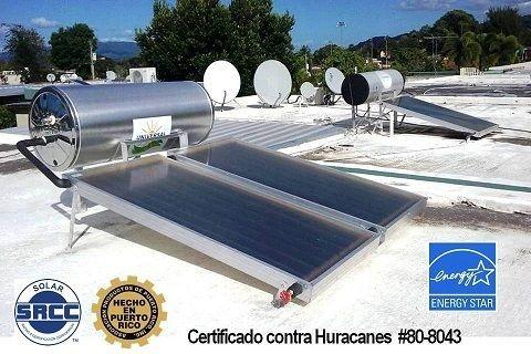 Calentadores Solares Universal