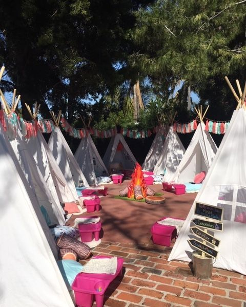 Teepee rentals, kids party rentals, teepee party, teepee parties, kids birthday parties, teepee  sleepover party, party planner, kids party planner, Newport Beach, Orange County