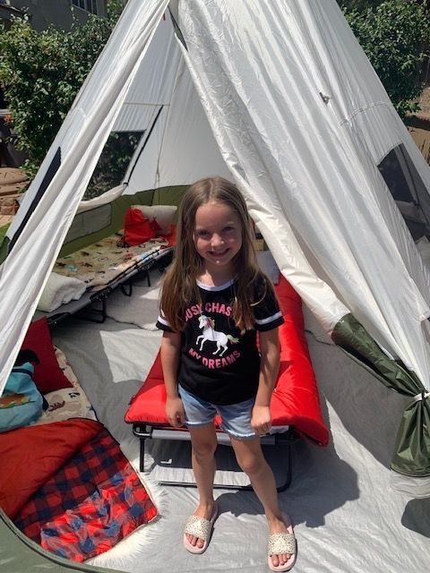 Teepee rentals, kids party rentals, staycation party rentals, staycation, teepee sleepover, teepee birthday party, teepee birthday parties, kids birthday party, party planner, Newport Beach, CA