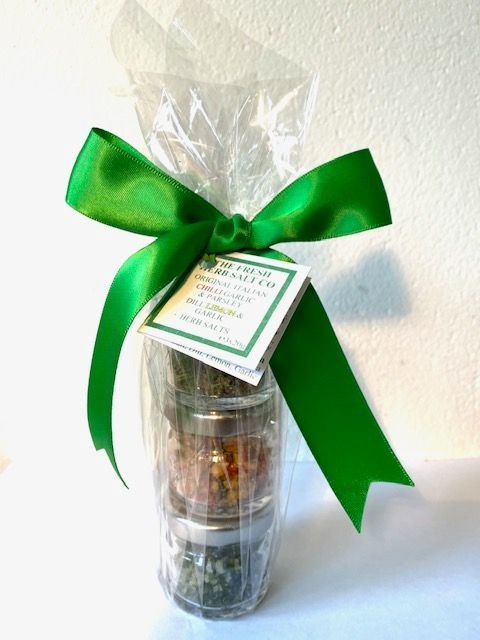 Artisan & natural food seasoning gift idea
