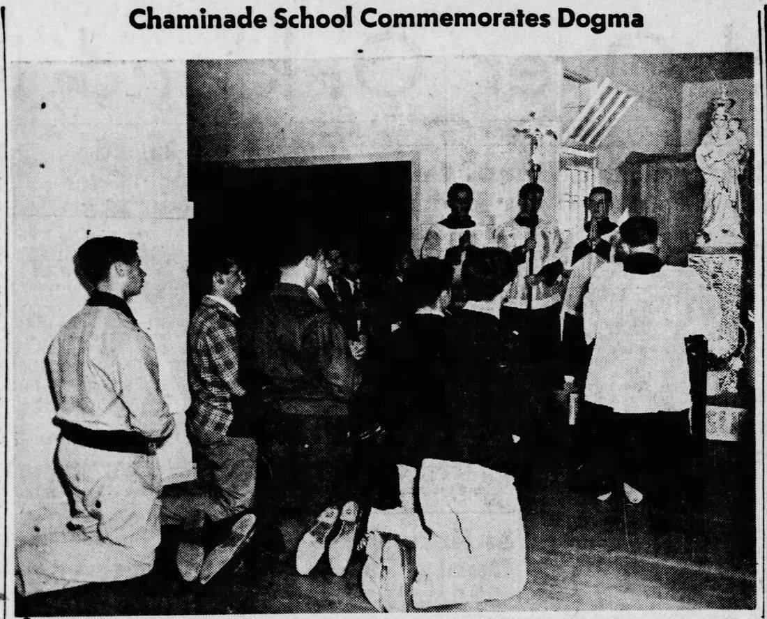 haunted Chaminade Resort, Chaminade school, Santa Cruz ghosts