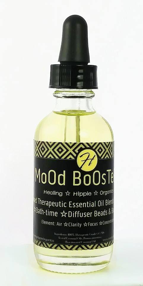 Mood Booster Air, Healing Hippie Organics, Boise, Idaho, USA