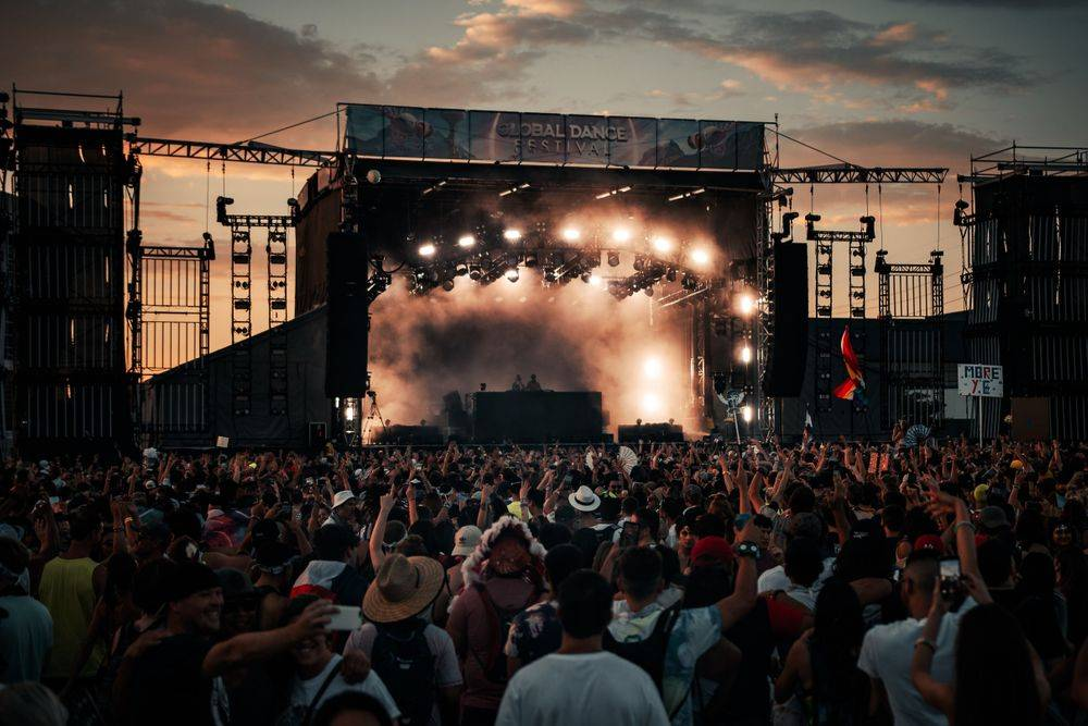 Music Festival promoters mentoring course