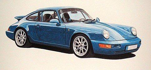Porsche 911RS Carrera