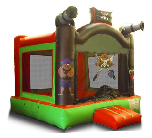 Pirate Cove Bounce House