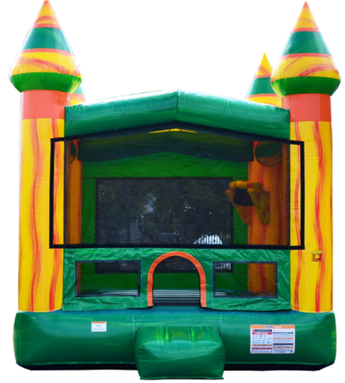 Amazon River 13' x 13' Bounce House