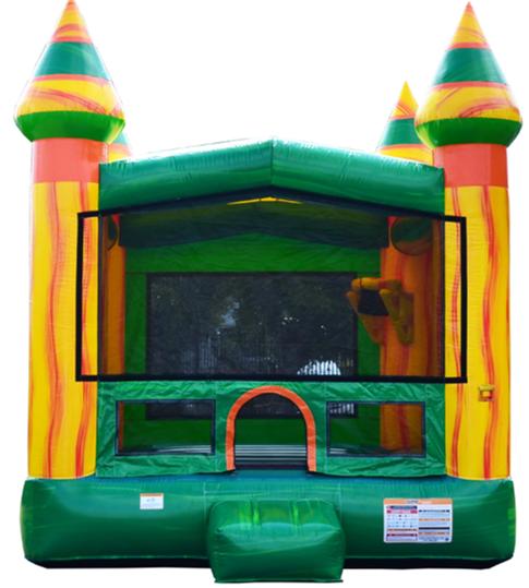 Amazon River 13' x 13' Bounce House