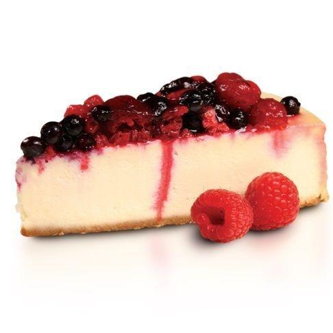 gluten berry cheesecake catering