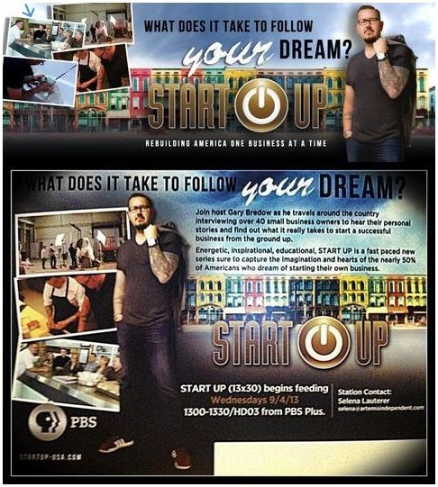 Start Up Television Show Feature
