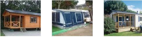 Seguro caravana en camping y seguro para MobilHome