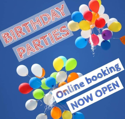 Birthday parties in Victoria, Birthday parties in Saanich, Gymnastics Birthday parties, Inspire Sports Victoria, Kids Gymnastics,