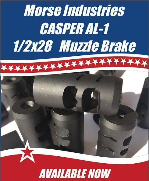 Morse industries muzzle brake