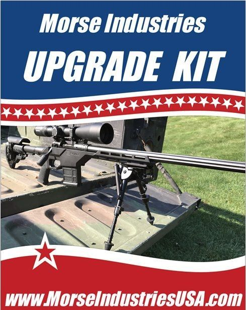 Morse industries bipod upgrade