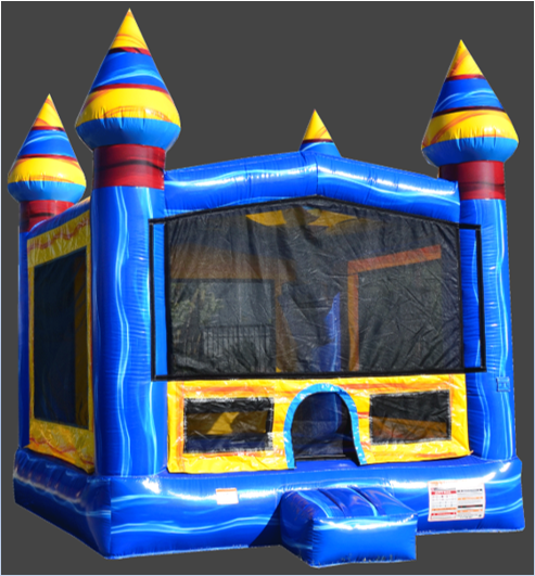 Melting Arctic 13' x 13' Bounce House