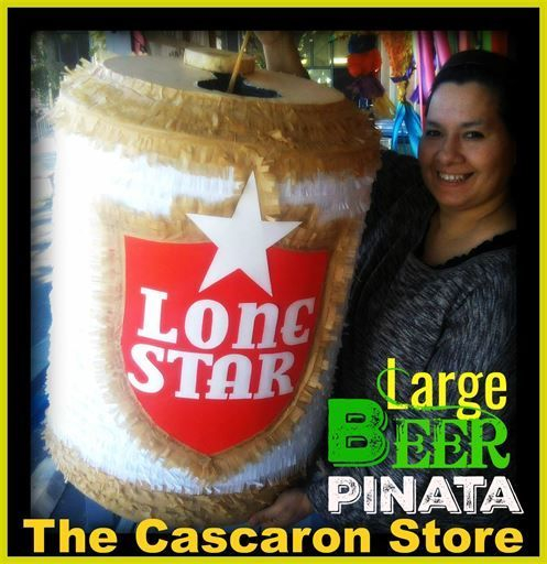 Large Beer Pinata