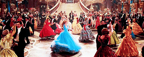 10 Princesses at the ball