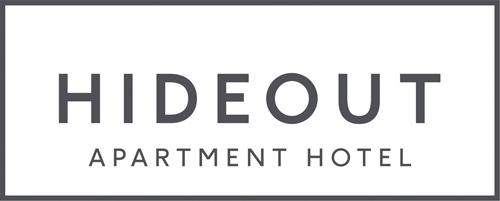 Hideout Hotel Logo