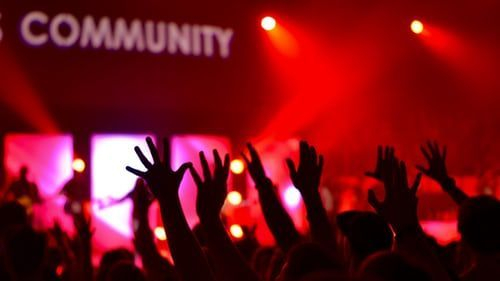 Working with the entertainment community