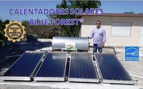 Calentadores Solares Puerto Rico