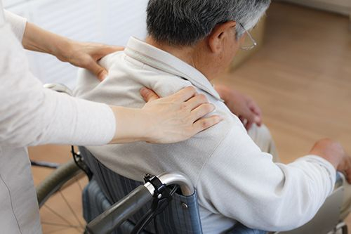 Specialized massage for seniors