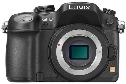 Panasoni DMC-GH3 Digital Camera