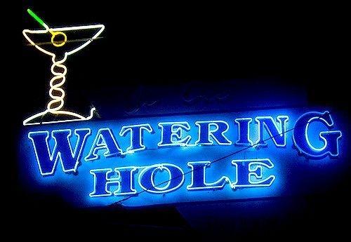 Watering Hole haunted Santa Cruz