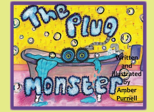 Book, children, children's book, rhyming, funny, monster
