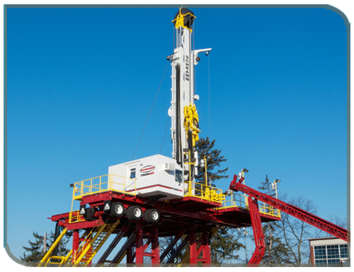 Drilling and service rig design and modifications