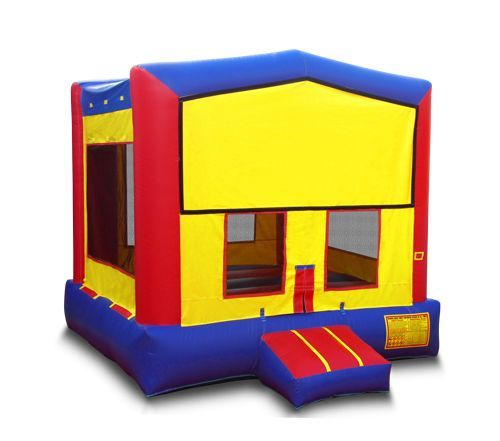 Castle Art Bounce Houses for boy