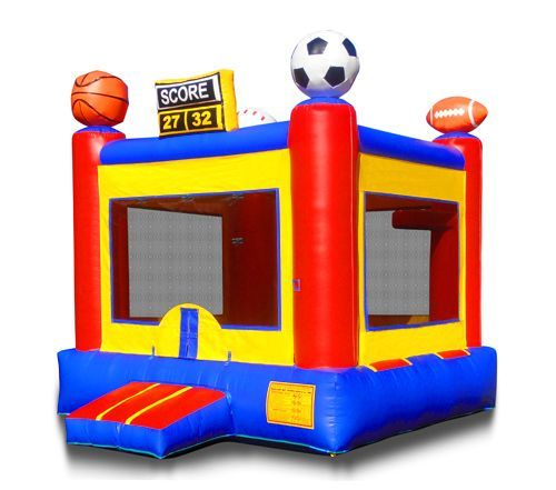 Sport Arena Bounce House