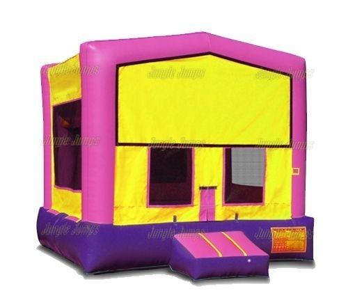 Castle Art Bounce Houses for Girl