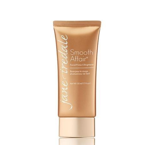 Skin Feeding Foundation, Jane Iredale, Smooth Affair, Facial Primer, Brightener