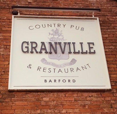 Granville pub Barford