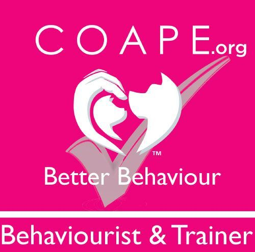 COAPE_award Behaviorist Trainer