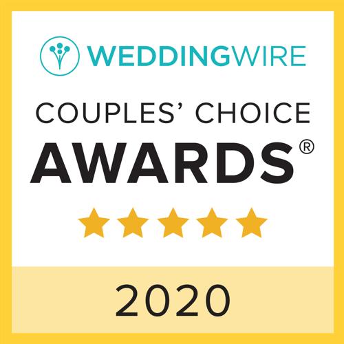 Wedding Wire Couples 2020 Award