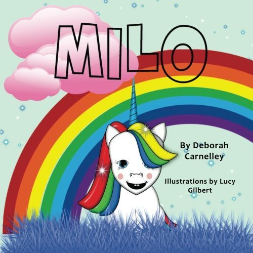children's book, children, book, unicorn, bullying, be yourself