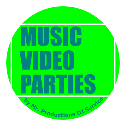 Music Video Parties by Mr. Productions DJ Service