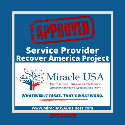 Approved Service Provider Badge