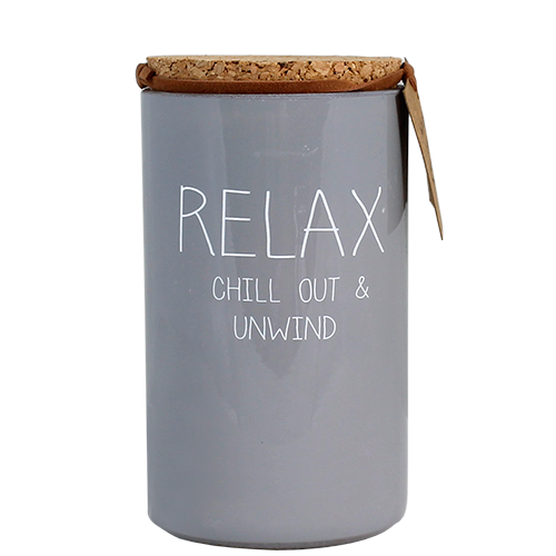 SOJAKAARS - RELAX CHILL OUT AND UNWIND - GEUR: AMBER'S SECRET