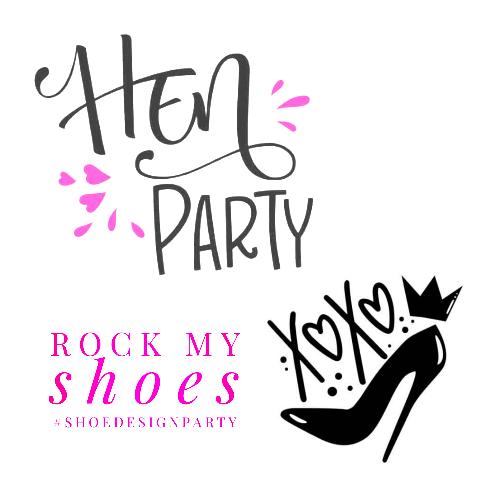 shoe hen party