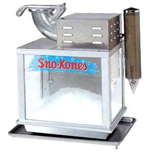 SVS Snow Cone Machine Contact us for more details at (415) 787-2424.