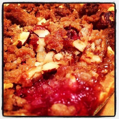 apple, granny smith apple, crumble, recipe, cranberry, apple cranberry crumble, apple cranberry crumble recipe