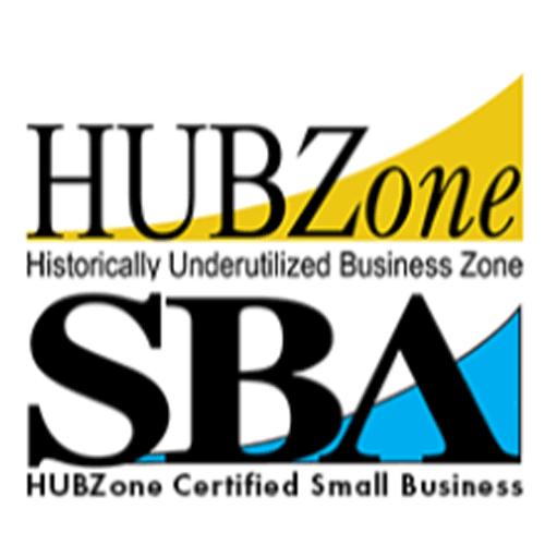 HUBZone certification logo