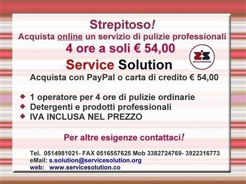 Imprese di pulizie Bologna