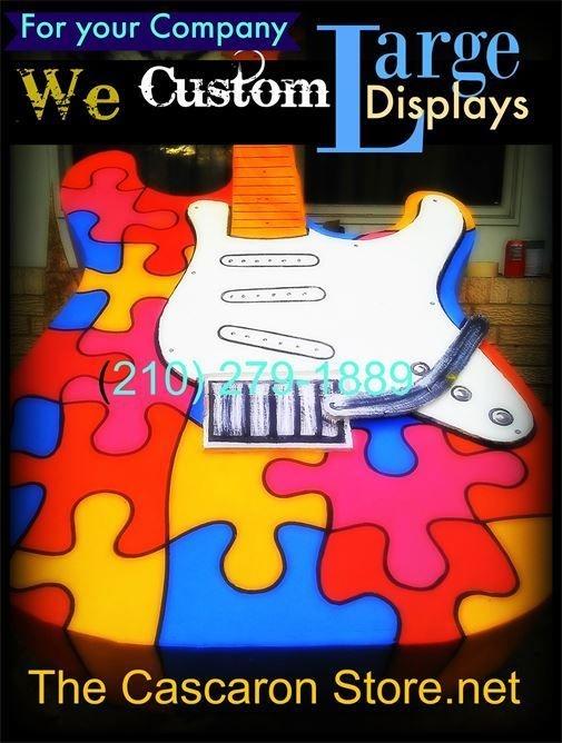 Autism puzzles props