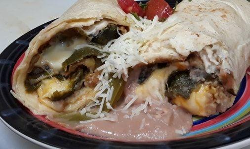 Burrito, Chile Relleno,