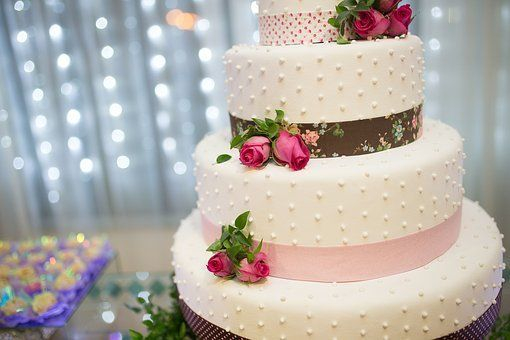 Simple Style Wedding Cakes