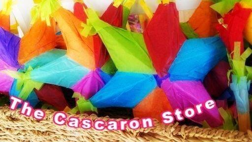 custom fiesta star pinatas large order